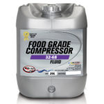 Food grade compressor fluid