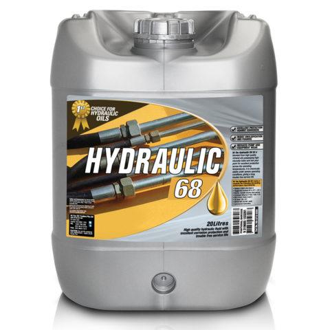 Hi-Tec Hydraulic Oil ISO 68