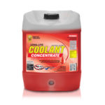 Hi-Tec long life coolant red