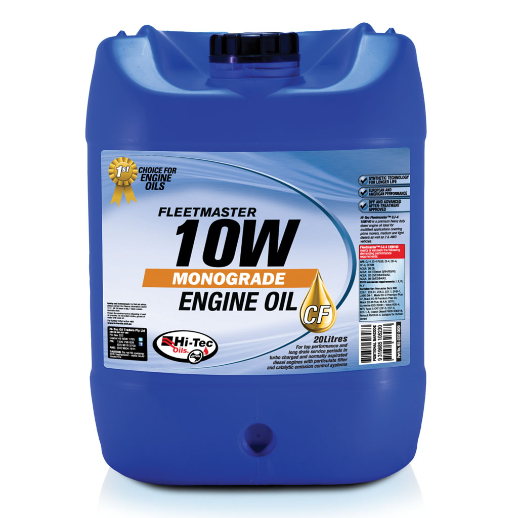 Monograde & Multigrade Diesel Engine Oils Geelong - M & R Distributors