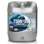 Premium gear lubricant