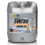 Semi Syntethic Engine Oil