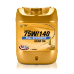 Synshift synthetic slip gear oil