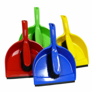 coloured indoor brooms